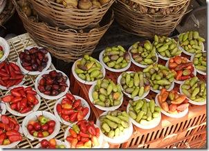 Pimentas vendidas a granel super ardidas, podem acreditar