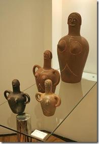 Bonecas Simplesmente Mulher expostas na Casa do Artista Paraibano