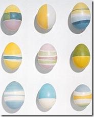 Dicas e sugestões de como colorir os ovos