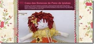 Banner do blog Casa de Boneca de Ipiabas