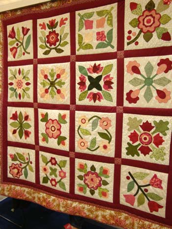 Mega artesanal 2010 e o patchwork