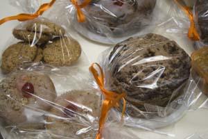 Tortas, mini-bolos e biscoitos caseiros da Vó Ana