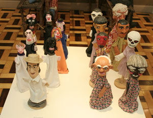 Mamulengos, os fantoches com história