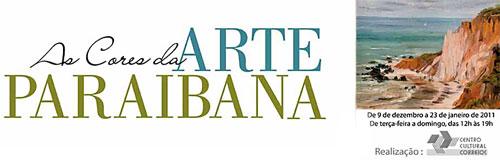 Exposição Cores da Arte Paraibana