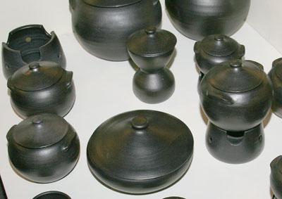 As panelas pretas da Nevinha, ótimas para uso diário