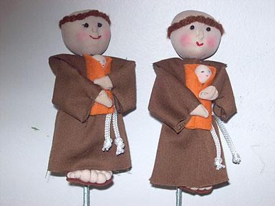 Santo Antonio para as noivas oferecerem para as amigas