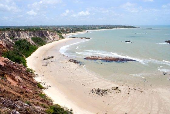 Mirante da praia de Coqueirinho