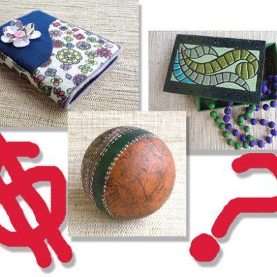 Custos e preços, como calcular o valor de seu produto de artesanato