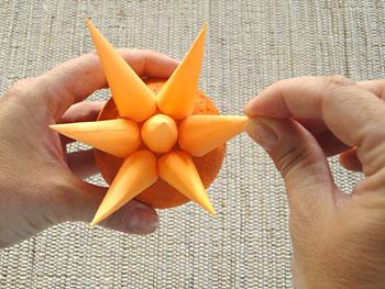 Monte uma estrela com seis pontas