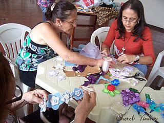 Aulas da ASD em Goiânia com Sherol Vinhas