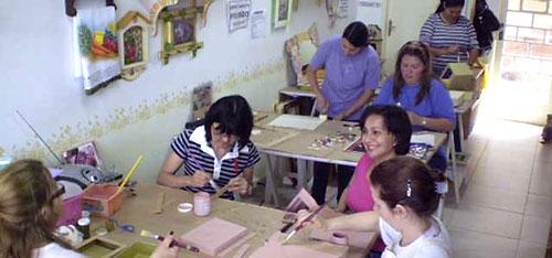 Cursos de artesanato de natal em São Pedro/SP
