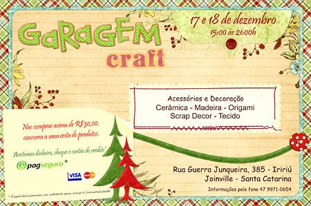 Garagem Craft em Joinville/SC