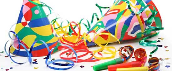 Festas pedem lembrancinhas, enfeites e decorações