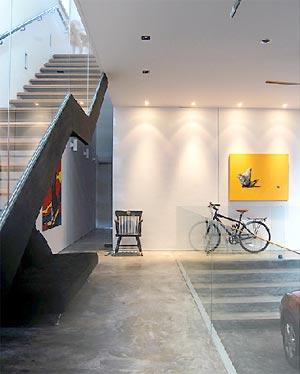 Bicicleta também pode ser obra de arte