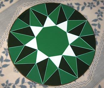 Mosaico vitral