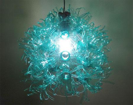 Luminária pet pronta e em uso, super estilo para decorar
