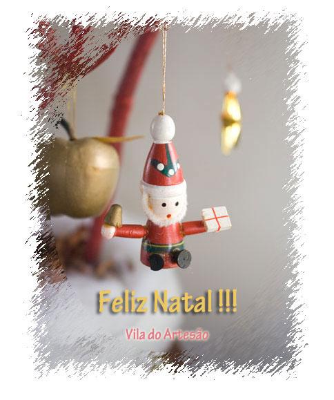 Cartão de feliz natal 2012