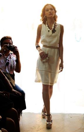 Criação da marca Kairoz - Acessórios Joarte - Sapatos Romero Sousa - Modelo Franciele Silva @Rock Management
