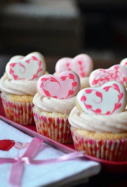 Cupcakes especiais para o Dia das Mães