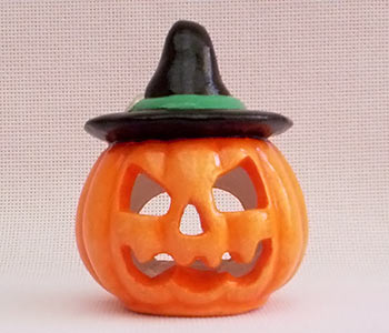 Luminária de halloween para decorar