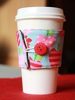Abafador de xícara de café
