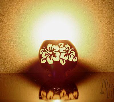 Luminárias criativas feitas pelos leitores