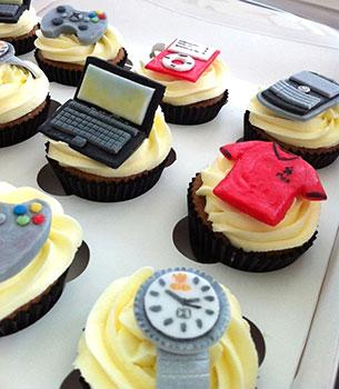 Cupcakes com manias