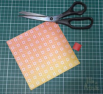 Material para embalagem de lembrancinhas