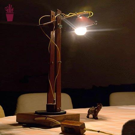 Iluminando ideias com criatividade