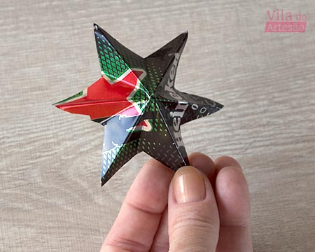 Estrela modelada