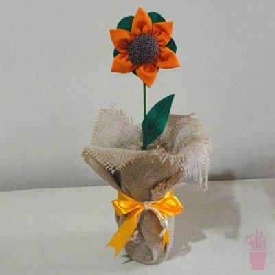 Vaso de flor peso de prota