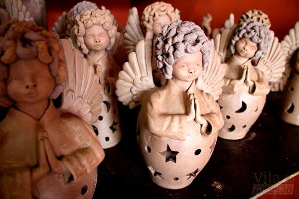 Estilos e trabalhos de cerâmica dos mais variados- Cristina de Tracunhaém