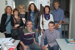 Club lectura Vols Llegir abril 2011