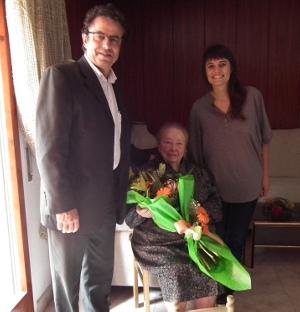 Adela Bernades 101 anys (2)