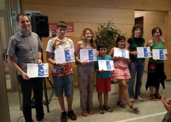 Concurs de Contes a la Radio 2012 Els guanyadors