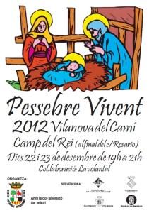 Pessebre Vivent 2012