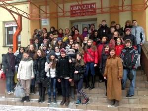 Projecte Comenius 2013 a Polonia