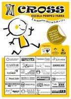 Cros Pompeu Fabra 2013 cartell
