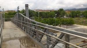 Pont via del tren foto IPV