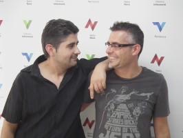 Javier Pérez-Vico i Raül Bocache (1)