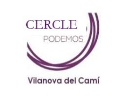 Podemos Vilanova logo