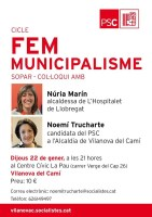 Fem municipalisme 22 gener15 cartell