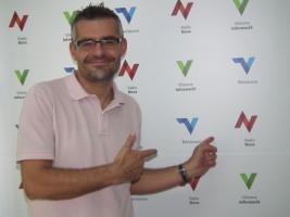 Javier Perez-Vico +QCine 2014