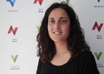 Marta Magre tècnica de Promoció Econòmica de Vilanova del Camí V02