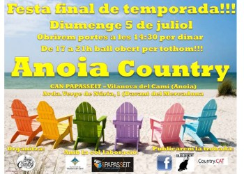 Anoia Country juliol 2015
