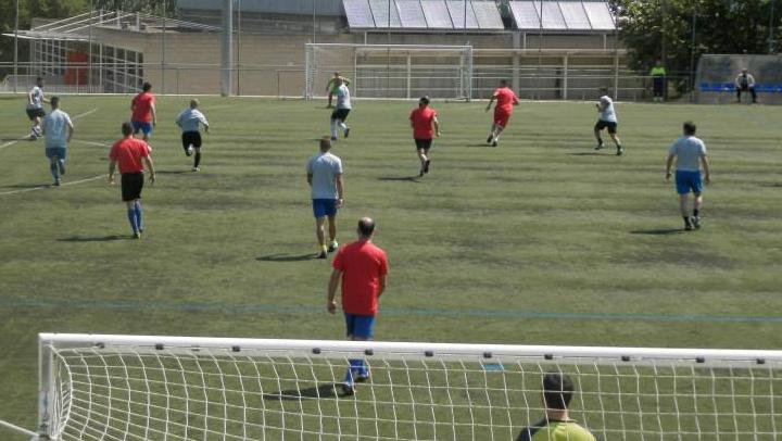 Peña Madridista triangular maig 2015 foto facebook Peña V02