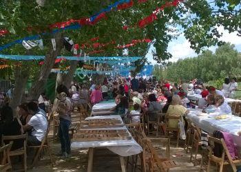 Romeria 16 juny 2015 Casa Andalusia 2