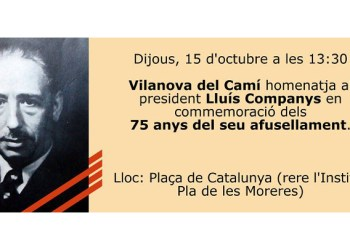 President Companys 75 anys commemoracio targeto V02