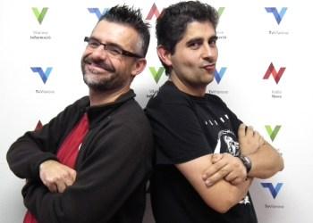 Javier Pérez-Vico i Raül Bocache Nocg¡he de miedo nov15 V02
