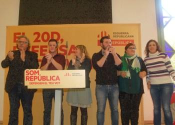 Candidats ERC campanya 20D 15